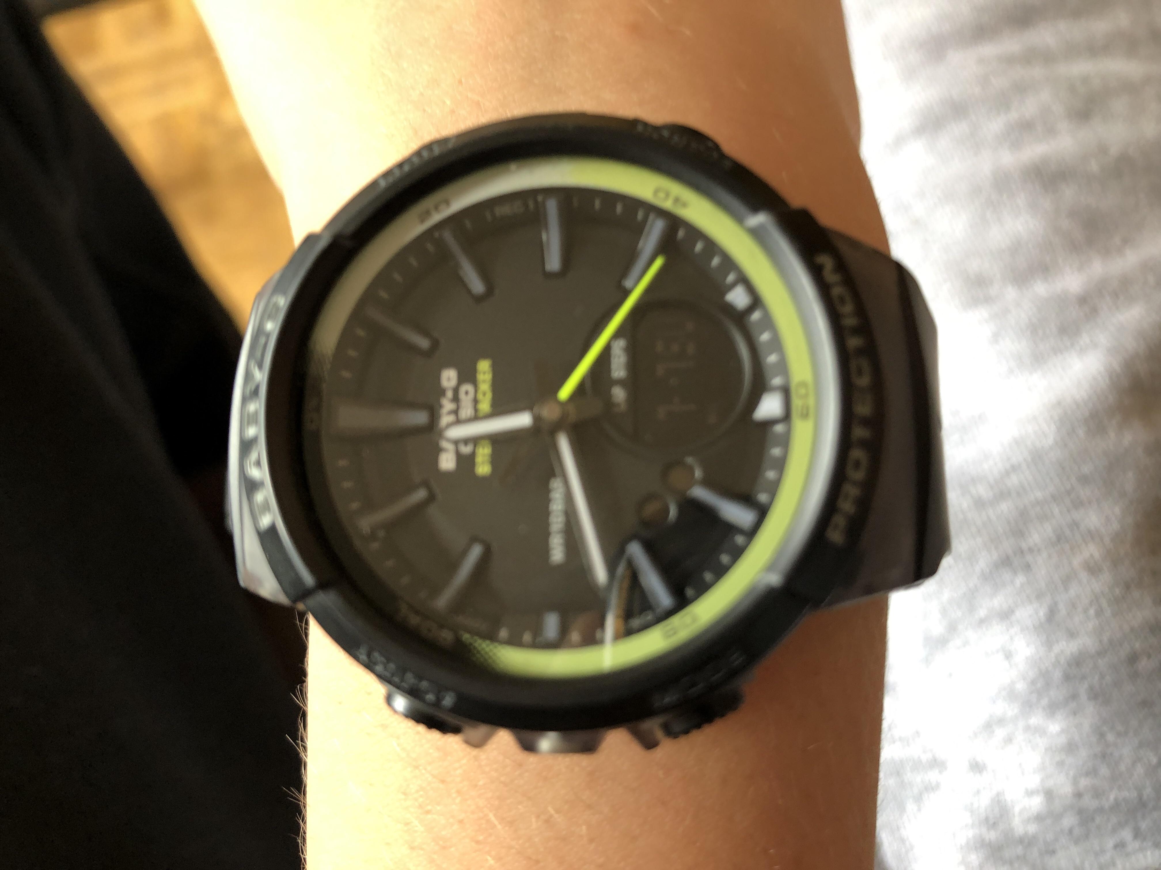 00 1 Casio 4757 ArmbanduhrUhrDamenherrenarmbanduhr Defekt