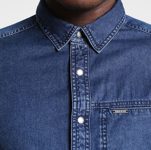 Esprit Jeanshemd  - (Mode, Style, Casual)