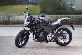 CB F - (Motorrad, Motor, 500ccm)