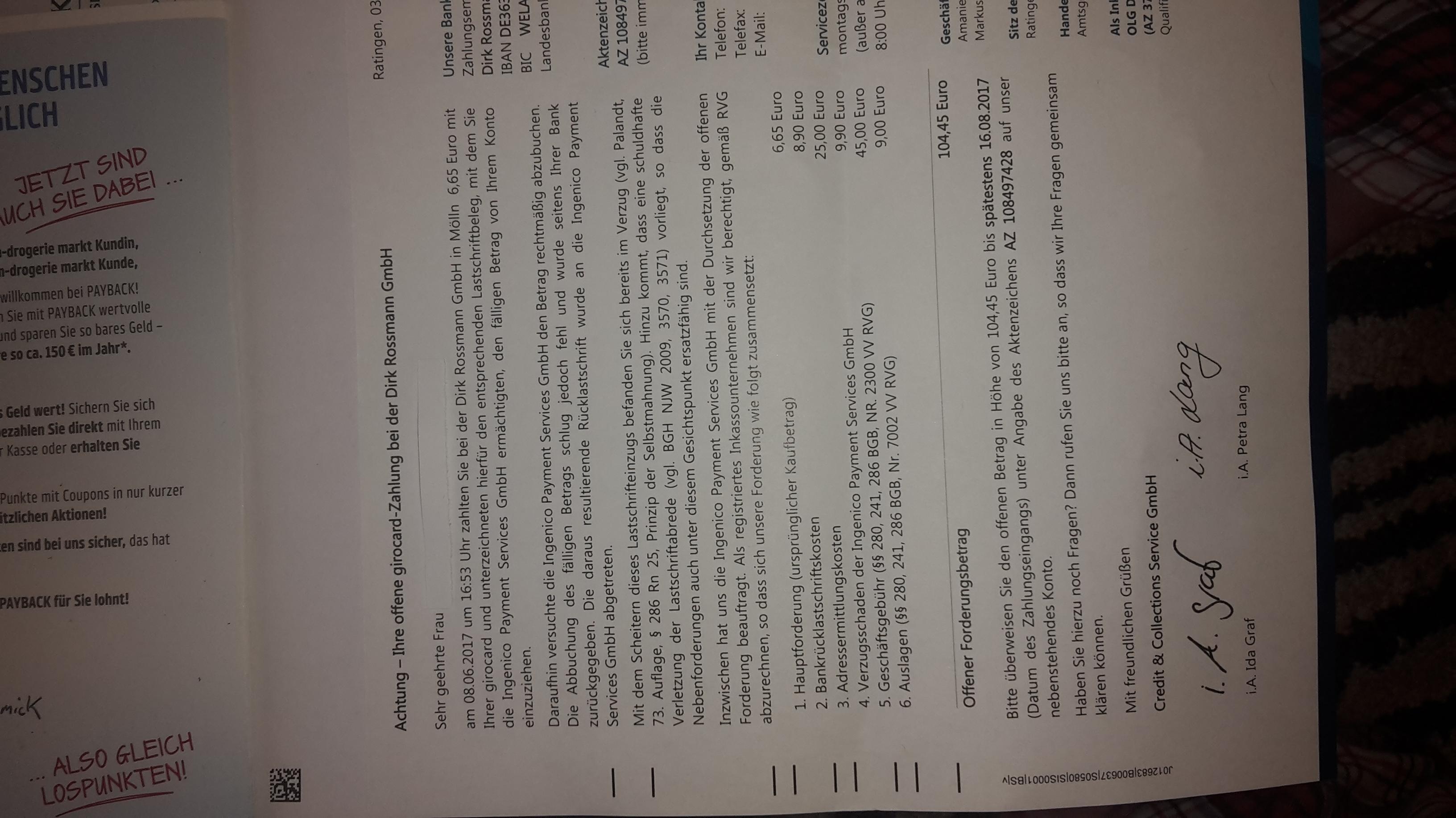 Ccs Inkasso Rechtlich Erlaubt Inkassounternehmen