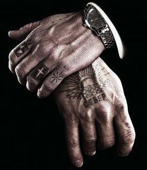 Cebep Tattoo Bedeutung Gefängnis Mafia Russia