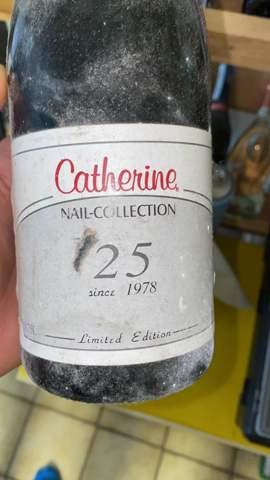 Champagner aus 1978 Wert?