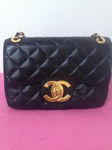 Chanel Tasche Original Falschung Echt