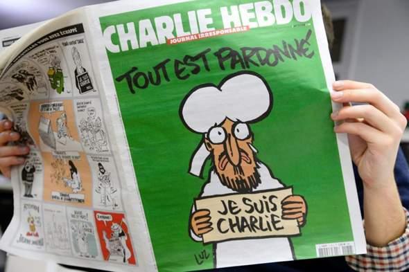 Charlie Hebdo veröffentlicht erneut Karikaturen von Mohammed?