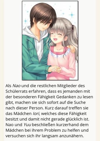 Charlotte Ova Was Bedeutet Das Cover Anime