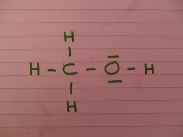 Chemie - Problem beim bestimmen der einer Molekülgestalt von ...