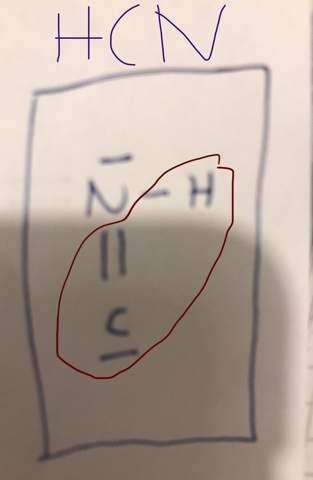 Chemie-Blausäure?