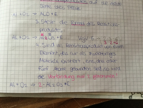 Nummer 4 - (Chemie, Realschule, Bayern)