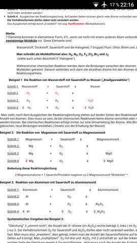 Großartig Chemie Chemische Gleichungen Arbeitsblatt Antworten Ideen ...