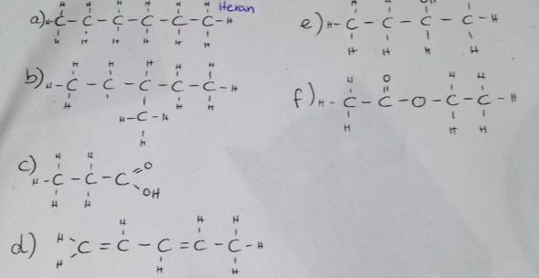 Chemische Verbindungen Nennen Schule Chemie Verbindung