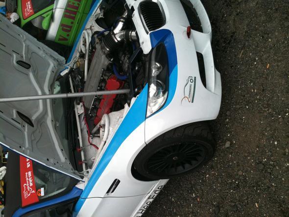 BMW E90 mit Viper Motor - (Auto, Tuning, BMW)
