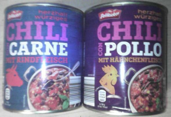 Chili Con Carne Ist Ein Begriff Ist Chili Con Pollo Eine
