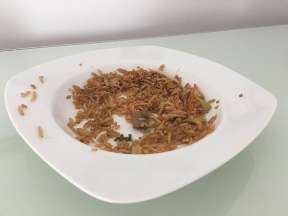 Nudeln Würmer