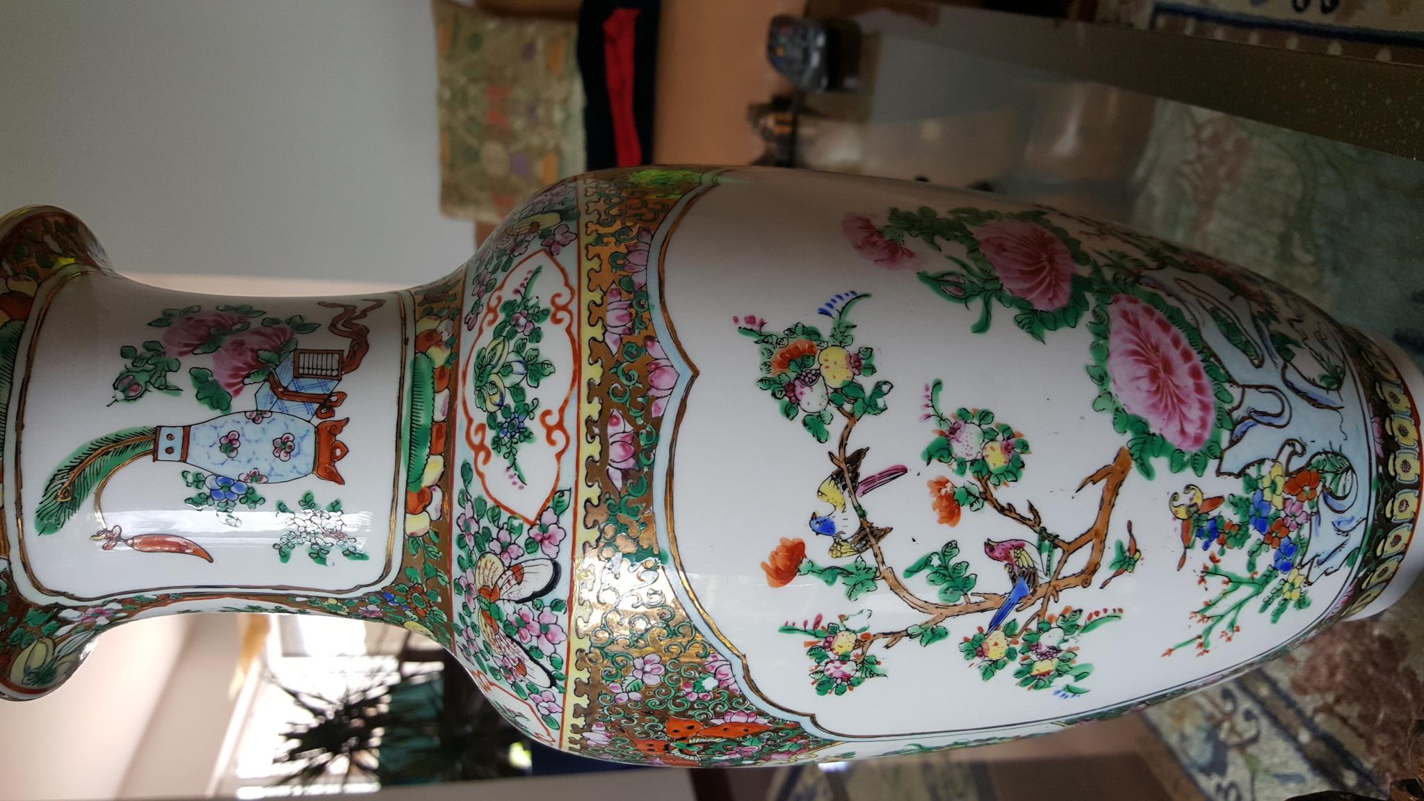 Chinesische oder japanische vase dekoration porzellan stempel - Japanische dekoration ...