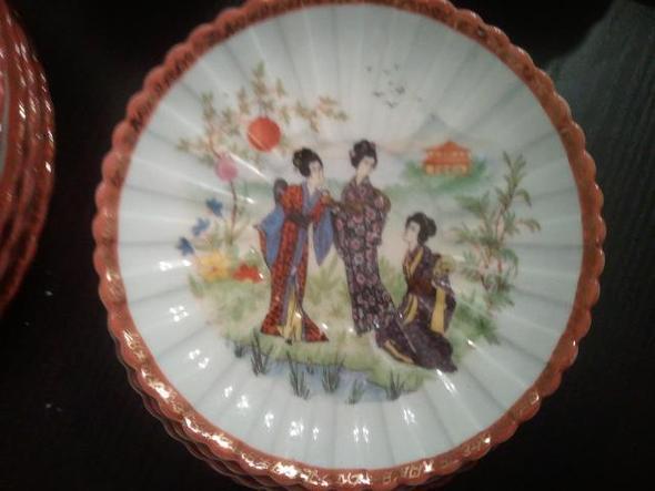 Chinesisches Porzellan Kreuzworträtsel