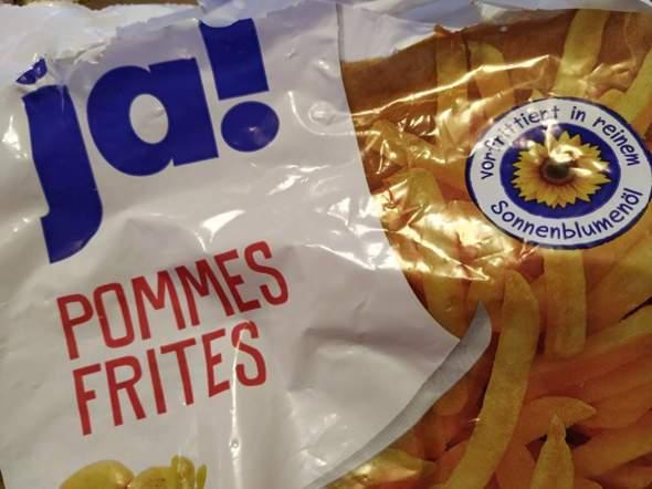 Chips oder Pommes , was mögt ihr Lieber?