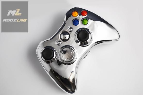 Controller in Chrom - (Controller, Chrome)