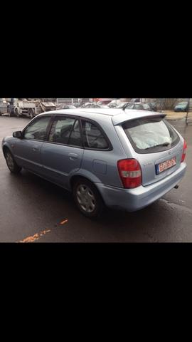 Mazda - (Auto, Gebrauchtwagen, Mazda)