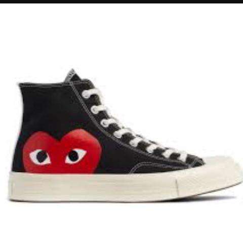 Chucks von Comme des Garçon? (Nike, adidas, Sneaker)