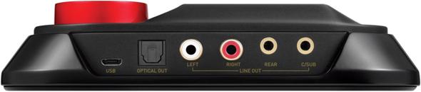 Cinch, Klinke, Toslink oder doch USB? - neue PC-Lautsprecher zu Soundkarte?