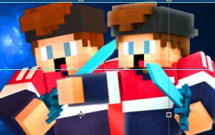 Links von mir Rechts vom Kumpel! - (Cinema4D, Minecraft Skin)