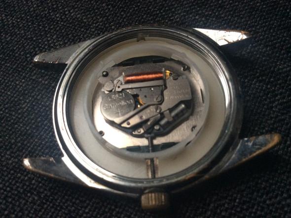 Uhrenwerk^ - (Uhr, Armbanduhr, Juwelier)