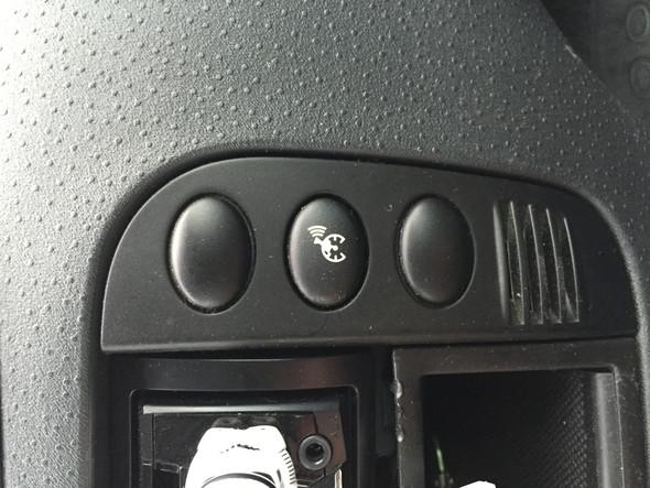Komischer Knopf - (Auto, knopf, Citroen)
