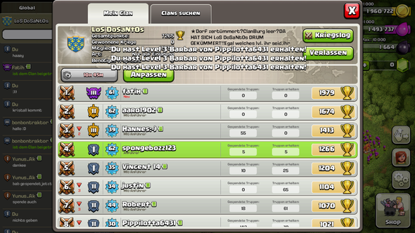 clan - (Games, clash of clans)