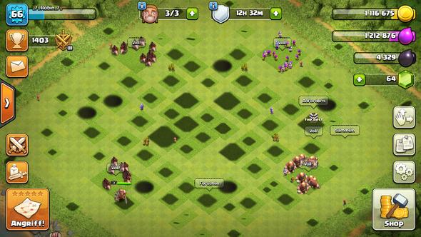 Das ist mein Dorf - (clash of clans, coc)