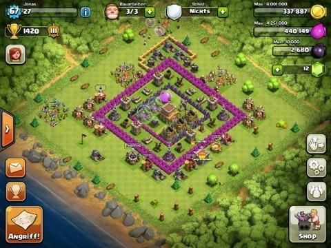 Mein Account - (clash of clans, Upgrade, coc)