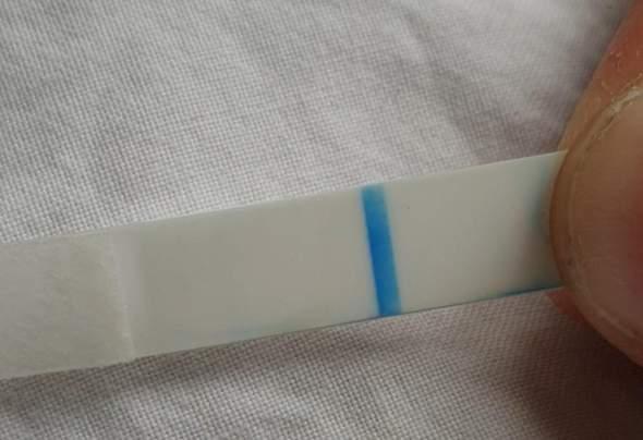 - (Schwangerschaftstest, clearblue)
