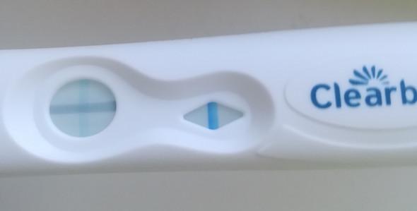 wie lange dauert es bis ein schwangerschaftstest positiv anzeigt
