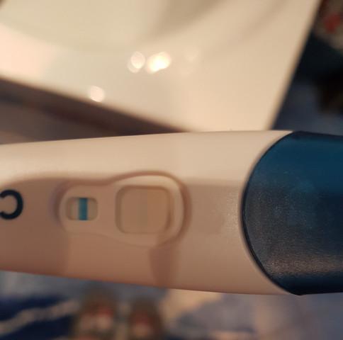 Clearblue frühtest negativ trotzdem schwanger