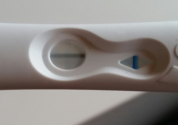 Test - (Schwangerschaft, Schwangerschaftstest)