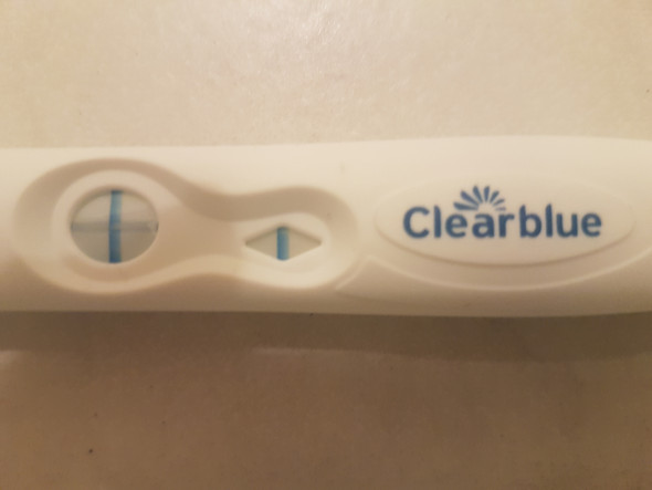 Clearblue negativer schwangerschaftstest Schwangerschaftstest •