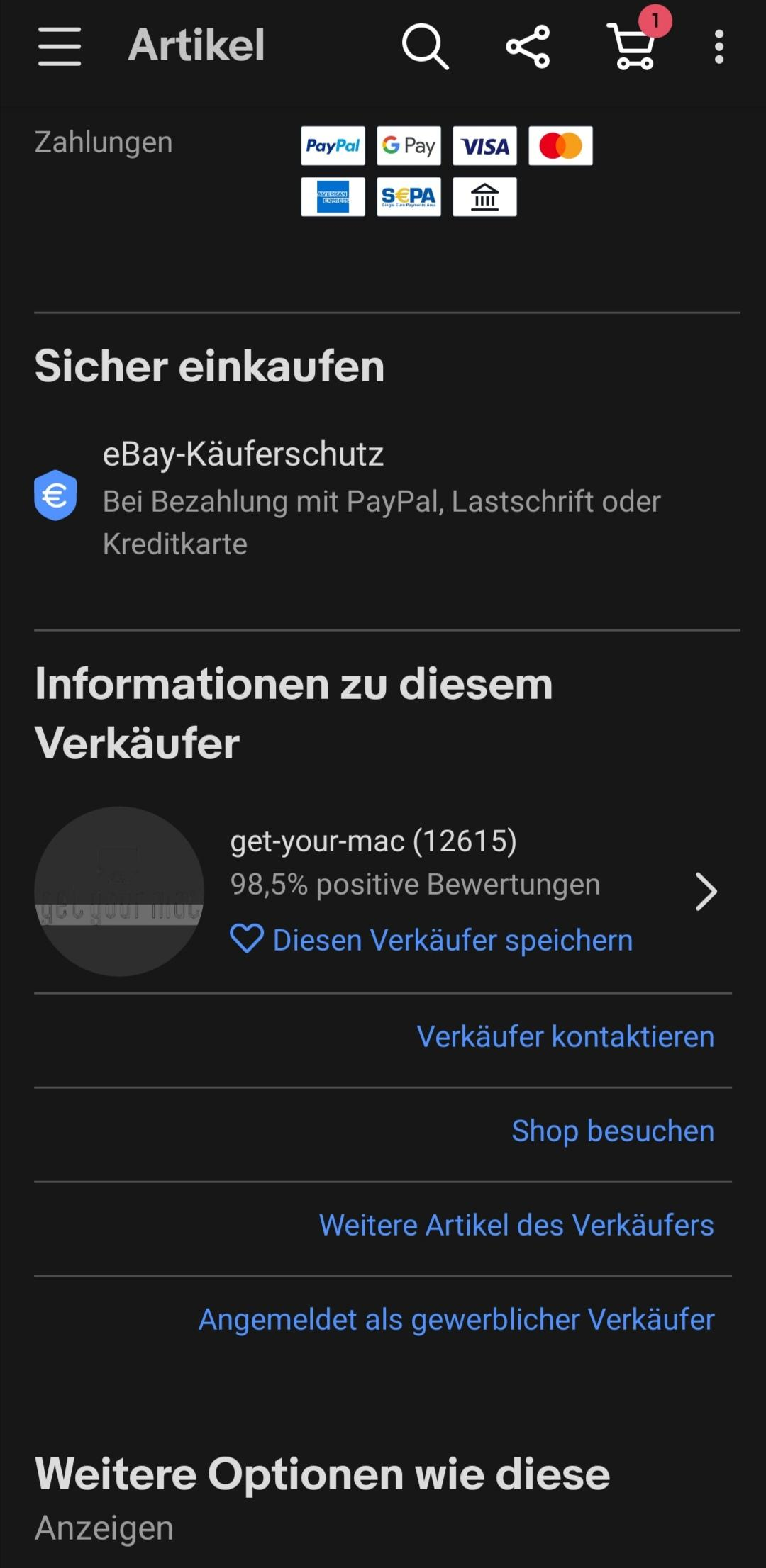 Cleverbuy von eBay seriös? (Computer, Technik, Internet)