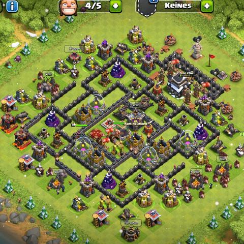 Mein Dorf  - (clash of clans, coc)