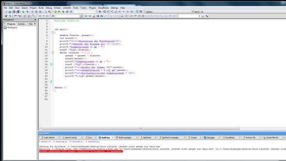Bild von Code Blocks - (programmieren, Informatik, Code blocks)