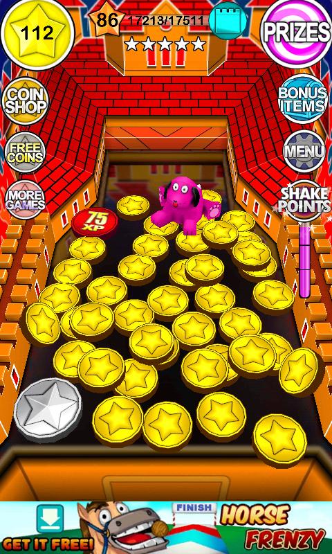 Coin Dozer Spiele