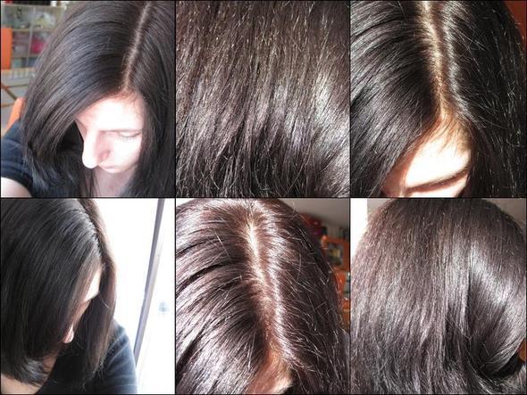 Dunklebraun mit Rotstich - (Haare, Style, Haarfarbe)