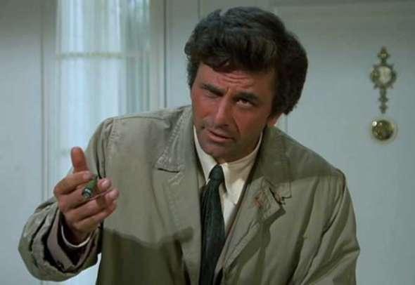 """COLUMBO: In der Folge """"Bei Anruf Mord"""" spielen 2 Dobermänner eine Rolle. Wie hießen die Hunde?"""