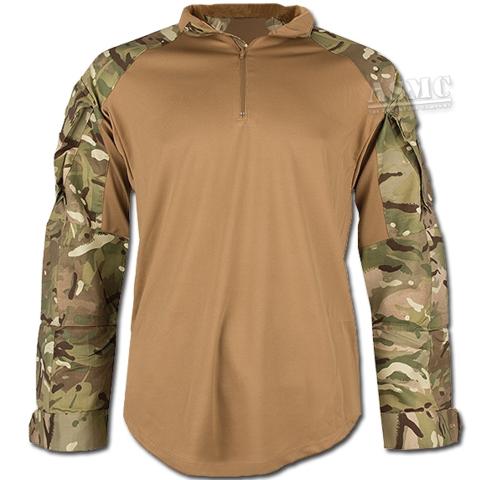 Combat Shirt Mulicam - (Bundeswehr, Militär, Outdoor)