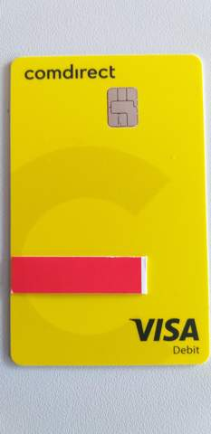 Comdirect Visa Debitkarte: Wo liegt mein Nutzen?