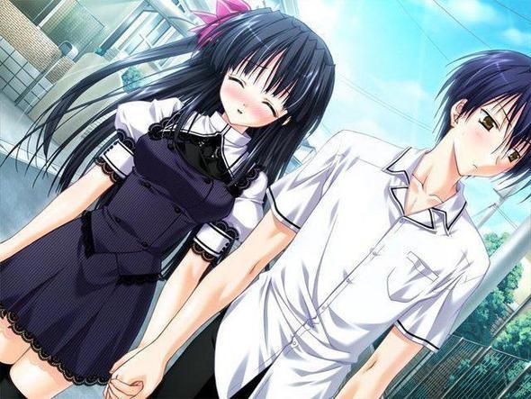 Romantische Animes