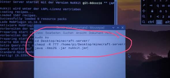 Commande die beim Start eines Raspberry Pi automatisch ausgeführt werden sollten. Nun wie?