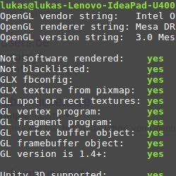 - (Computer, Linux, compiz)
