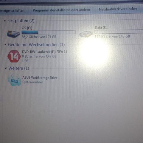 Kann ich D: auch nutzen? - (PC, Windows 7)