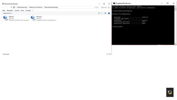 Zusammengefasste Probleme // Hilfen - (Computer, Windows 10, Netzwerk)