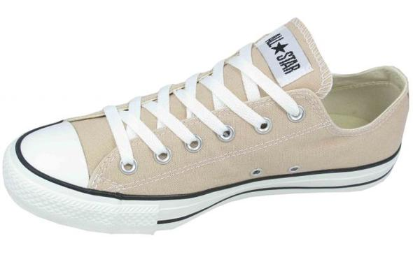 separation shoes b9095 747c4 converse chuck beige