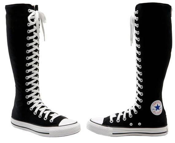 timeless design 067f7 e9e01 Converse Chuck Taylor® 'XX Hi' Knee High Sneaker - wo kaufen ...